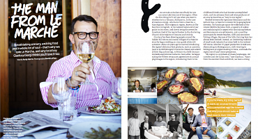 Incredible article of Le Marche in Jaime Oliver Magazine!