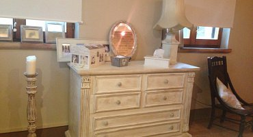DIY Shabby chic furniture
